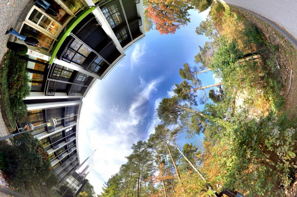 Im Nachhaltigkeits-Projekt geht es um 360-Grad-Fotografie und mehr.