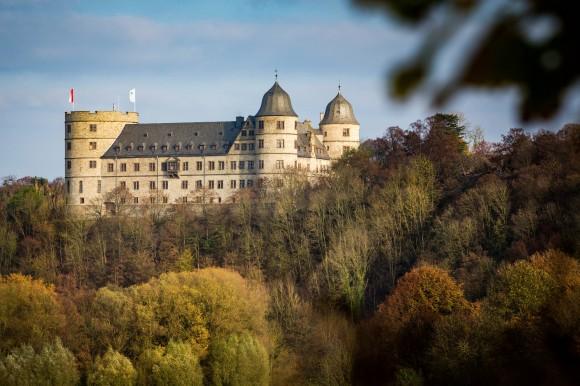 Die Wewelsburg.