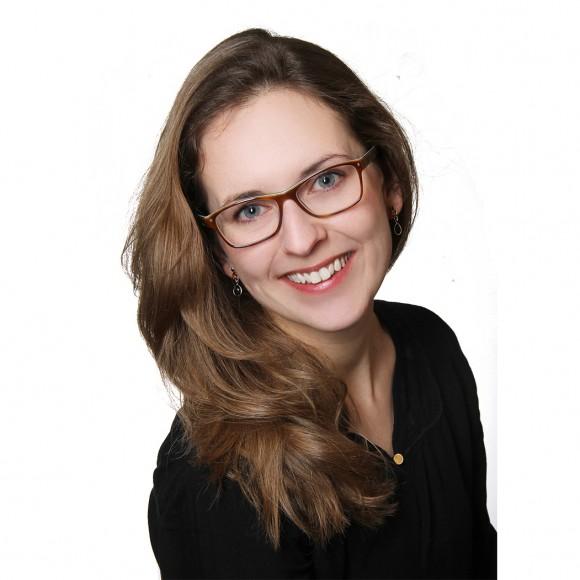 Öffentlichkeitsreferentin Christina Ritzau