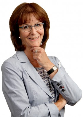Fachbereichsleitung Monika Hansel