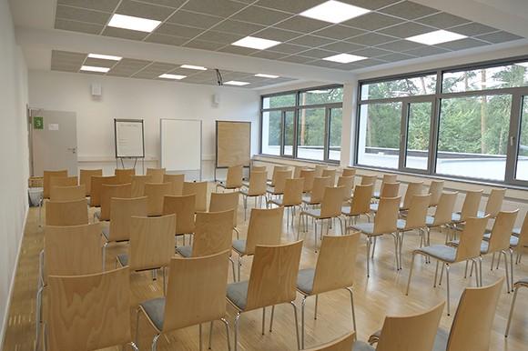Kleiner Seminarraum im Grünen Haus